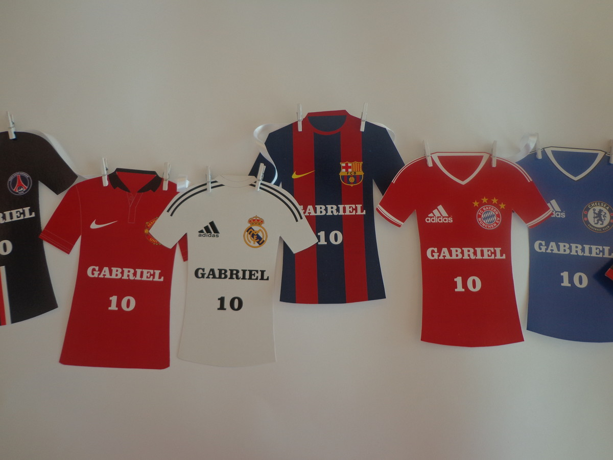 d6fb57d207 Bandeirola - Camisas de times de futebol no Elo7