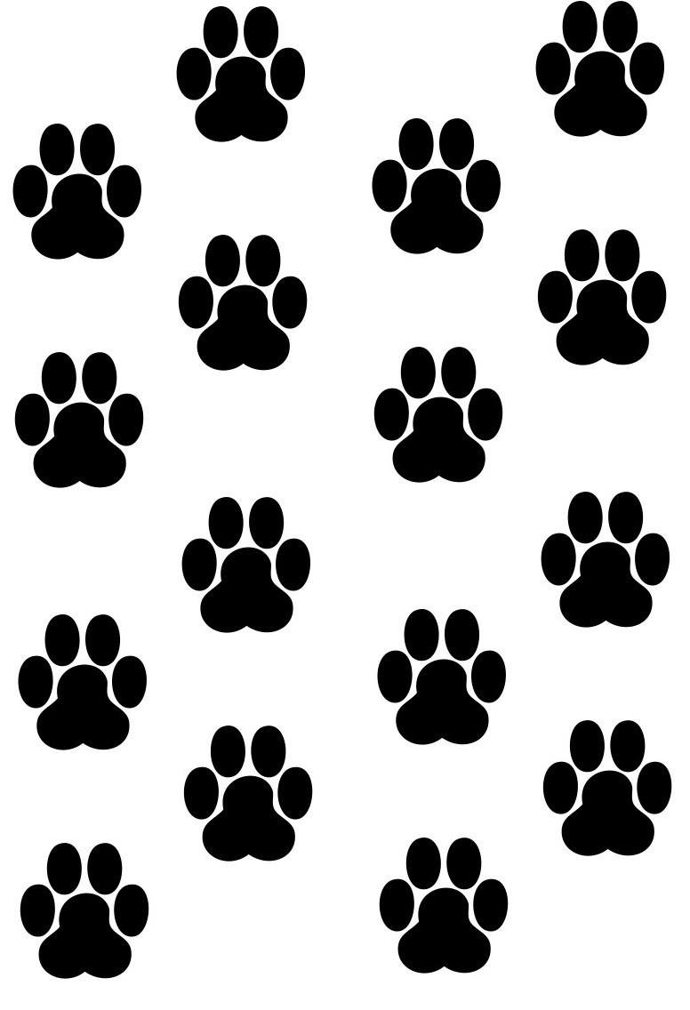 adesivos 72 patinhas cachorro carro casa no elo7 gaudesivos 546053