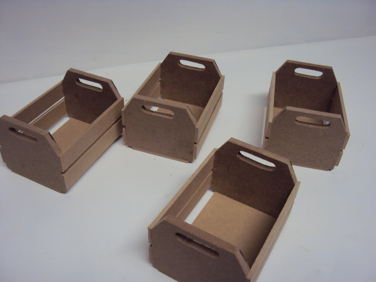 caixote de madeira mdf lembrancinha centro de mesa caixote de madeira  #422F2B 1200x900