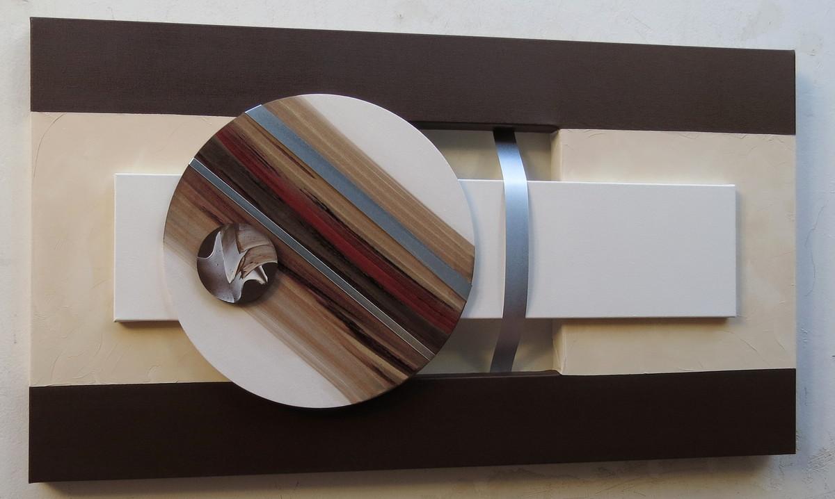 a1c577b42 Quadro Abstrato Decorativo -FRETE GRÁTIS no Elo7
