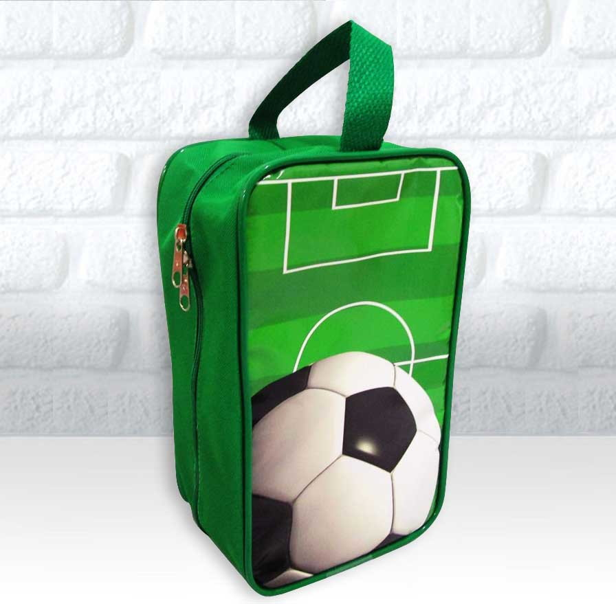Porta Chuteira tema Futebol no Elo7  eabe12ebf8bfa