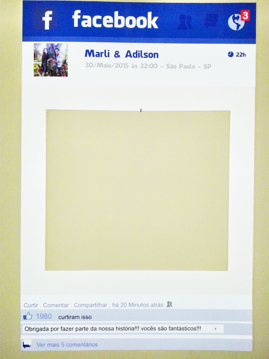 placa divertida facebook instagram no elo7 gift noivas 56b8e0. Black Bedroom Furniture Sets. Home Design Ideas
