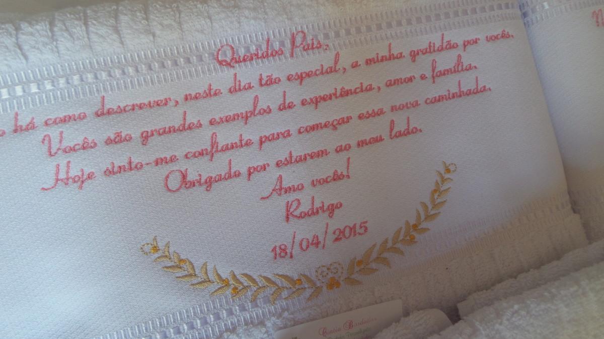 Lembrancinha De Casamento Para Pais No Elo7