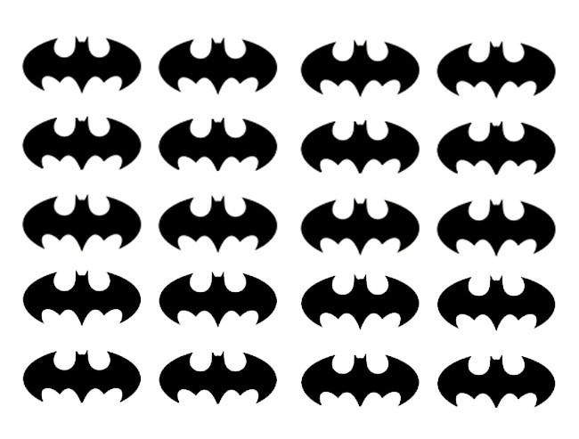 Adesivos Símbolo Do Batman No Elo7 Casa Da Vó Maria 51e9fd