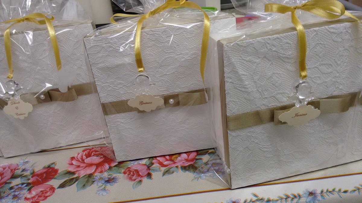 db88c74f5cde Caixa convite para padrinhos de batismo no Elo7   Chacomigo (57A067)