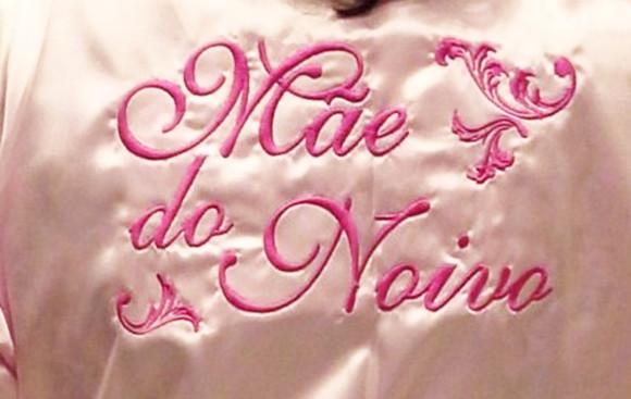 41aa021ff Robe para Mãe do Noivo - personalizado no Elo7
