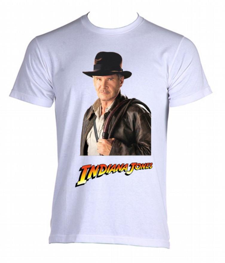 Camiseta Indiana Jones 03 no Elo7  b630b2887b6