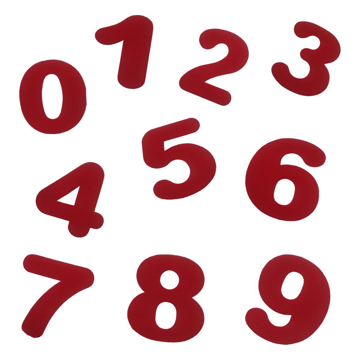 números grande de 0 a 9 vermelho no elo7 achei no atacado 58f415
