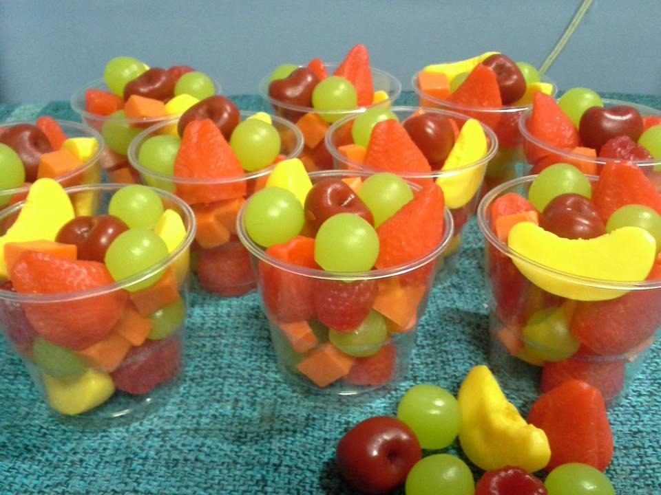 La vendedora de frutas parte 1 - 1 2