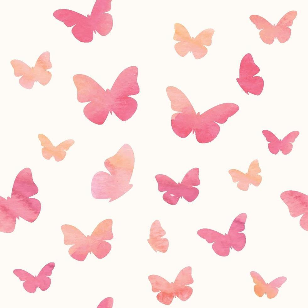 Papel de parede borboleta decor 20 no elo7 crie decore for Papel lavable para paredes