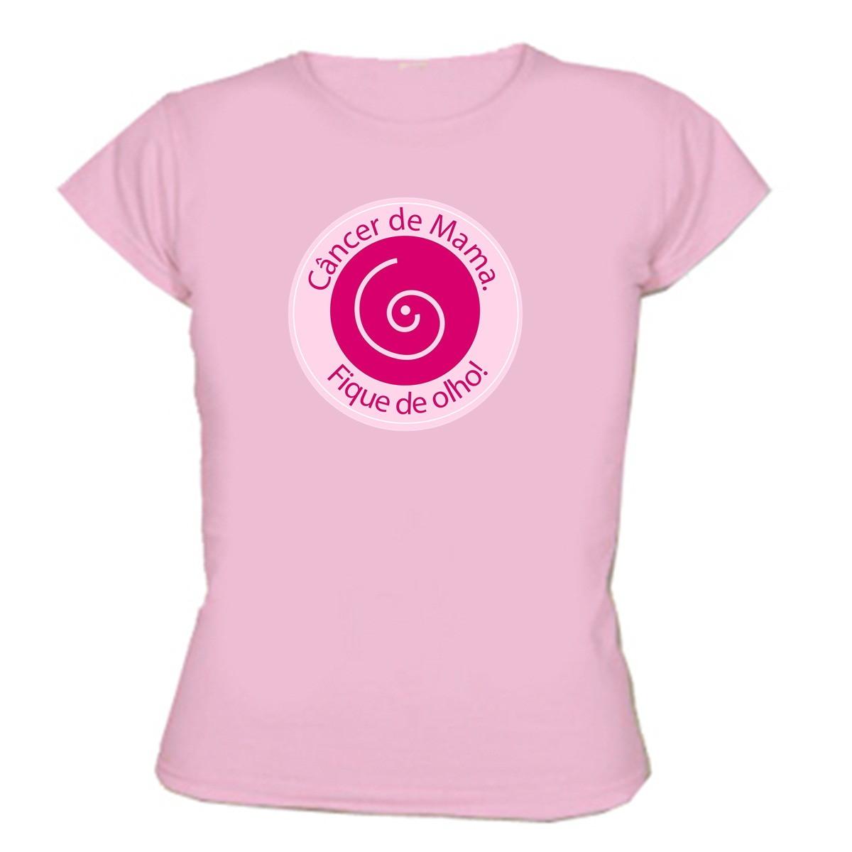 Resultado de imagem para modelos de  camisetas outubro rosa