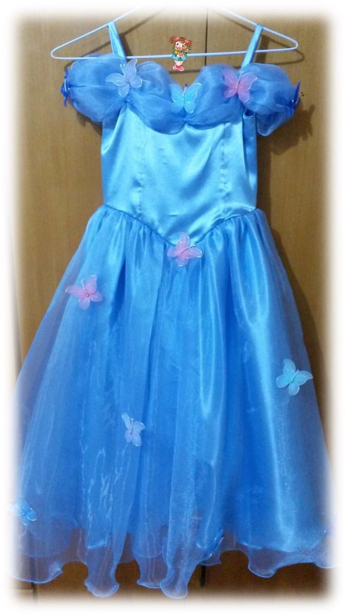 borboleta para vestido cinderela no elo7 cris flores