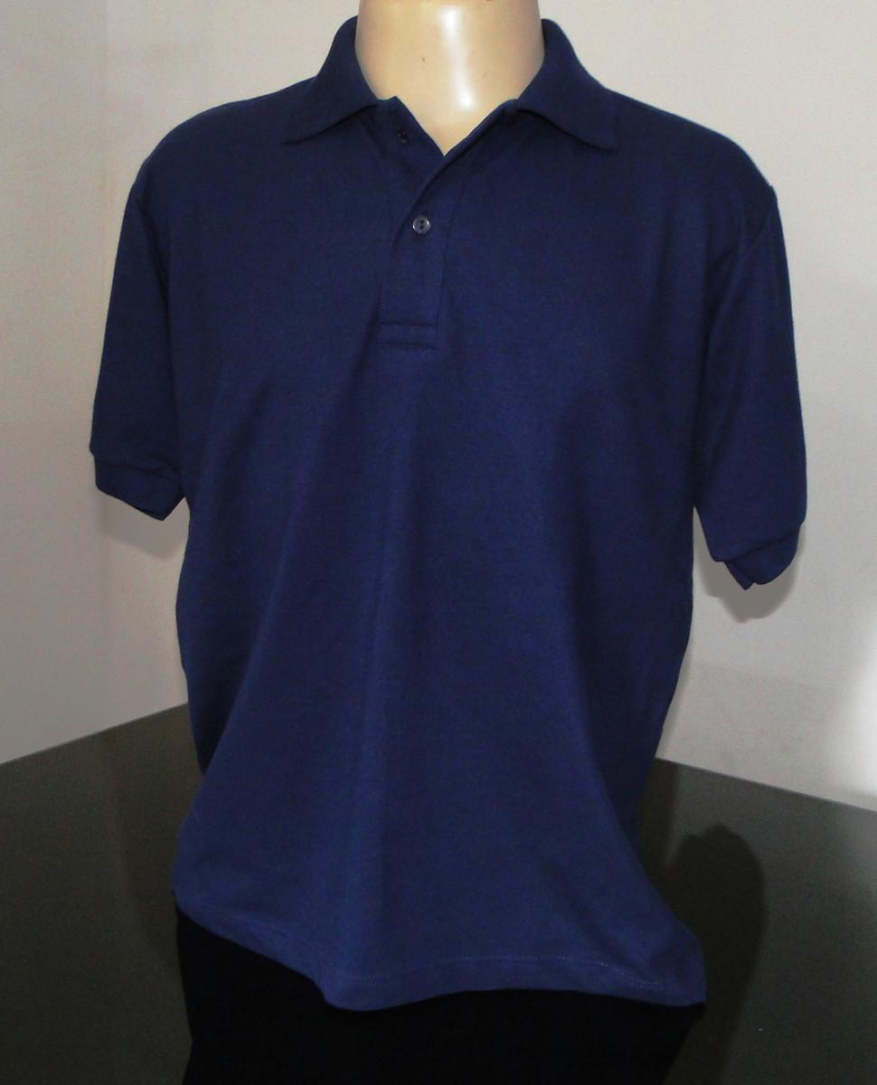 Camisa Pólo Lisa Piquet Malha 30.1 no Elo7  12847e35327a2