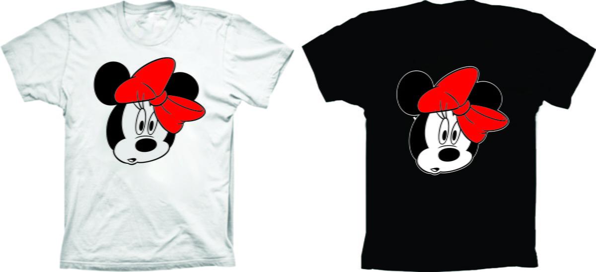 Zoom · Camisetas Minnie  f6840a4db6b