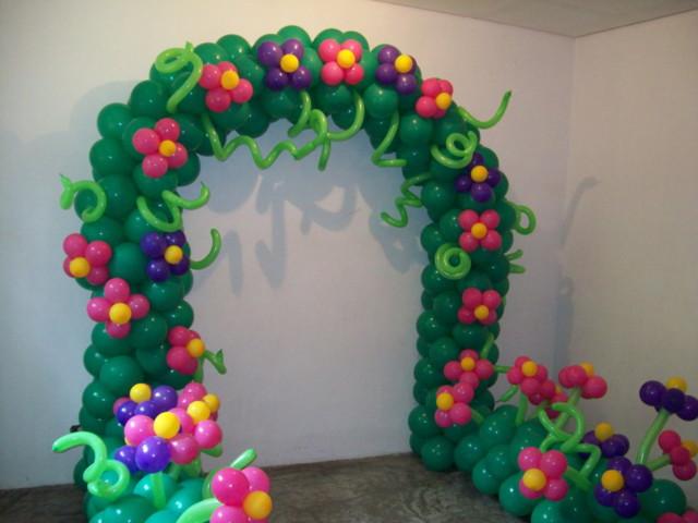 Decoraç u00e3o com balões no Elo7 Bee Balões (5BB90D)