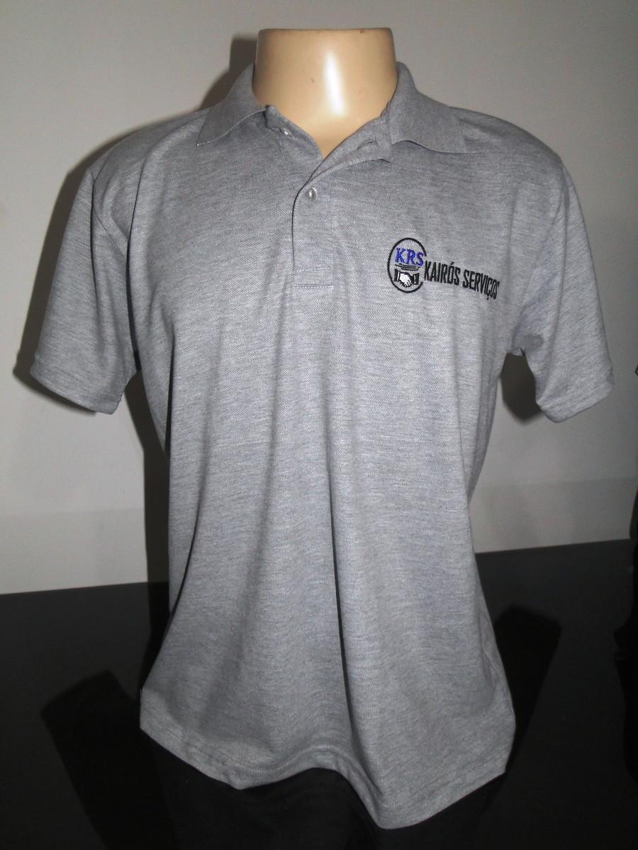 Camisa pólo piquet bordado no Elo7  ad74c68758ba6