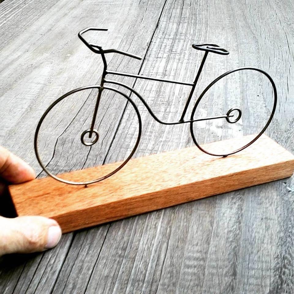 Adesivo De Estradiol ~ Bicicleta de arame no Elo7 VILLASBRASIL (5C80E1)