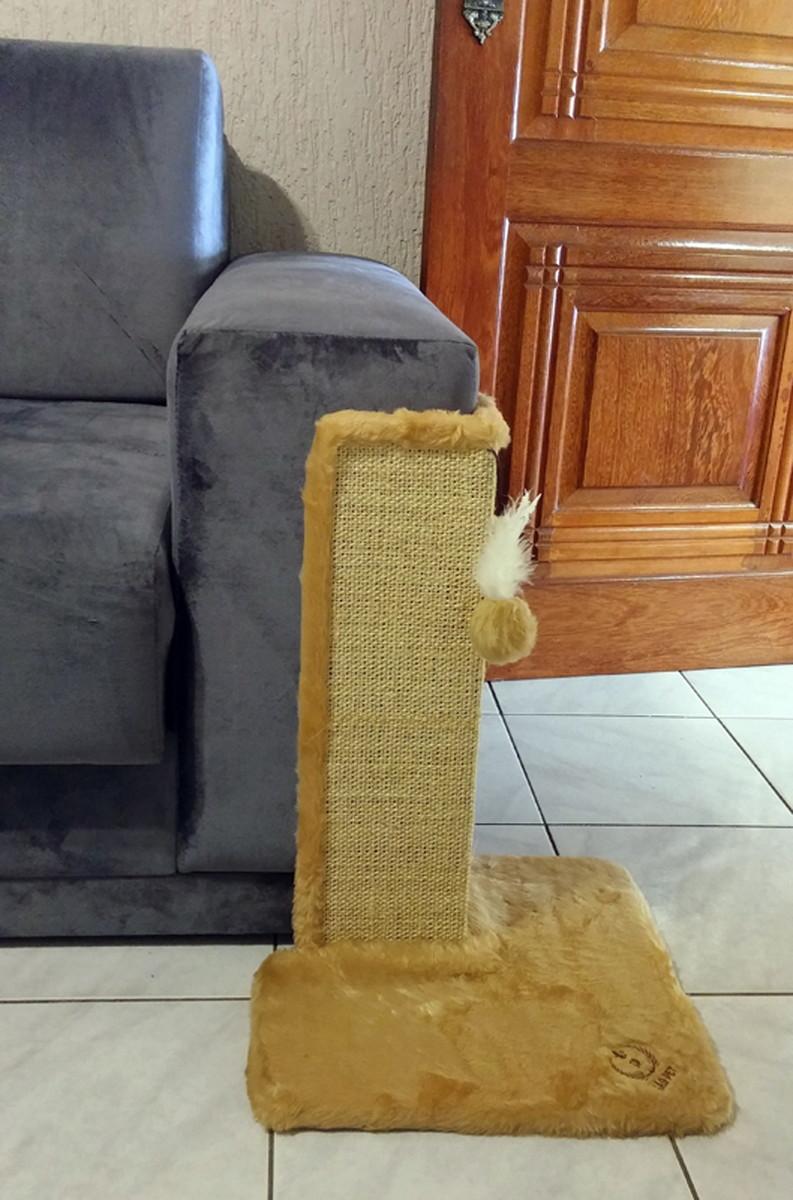 Arranhador Protetor De Sof 225 Para Gatos Pets Na Moda Elo7