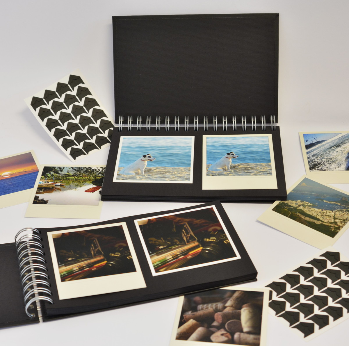 album para fotos polaroid ou instagram diversas cores no elo7 gaivotha ateli de. Black Bedroom Furniture Sets. Home Design Ideas