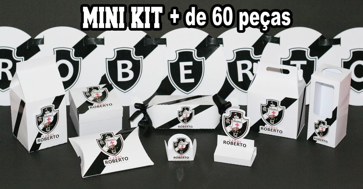 MINI KIT VASCO ( + DE 60 PEÇAS ) no Elo7  a91e49e36c800