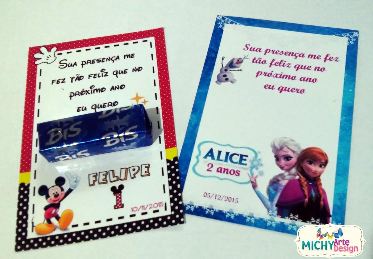 Cartão De Agradecimento No Elo7 Michy Arte Design 5ed5ec
