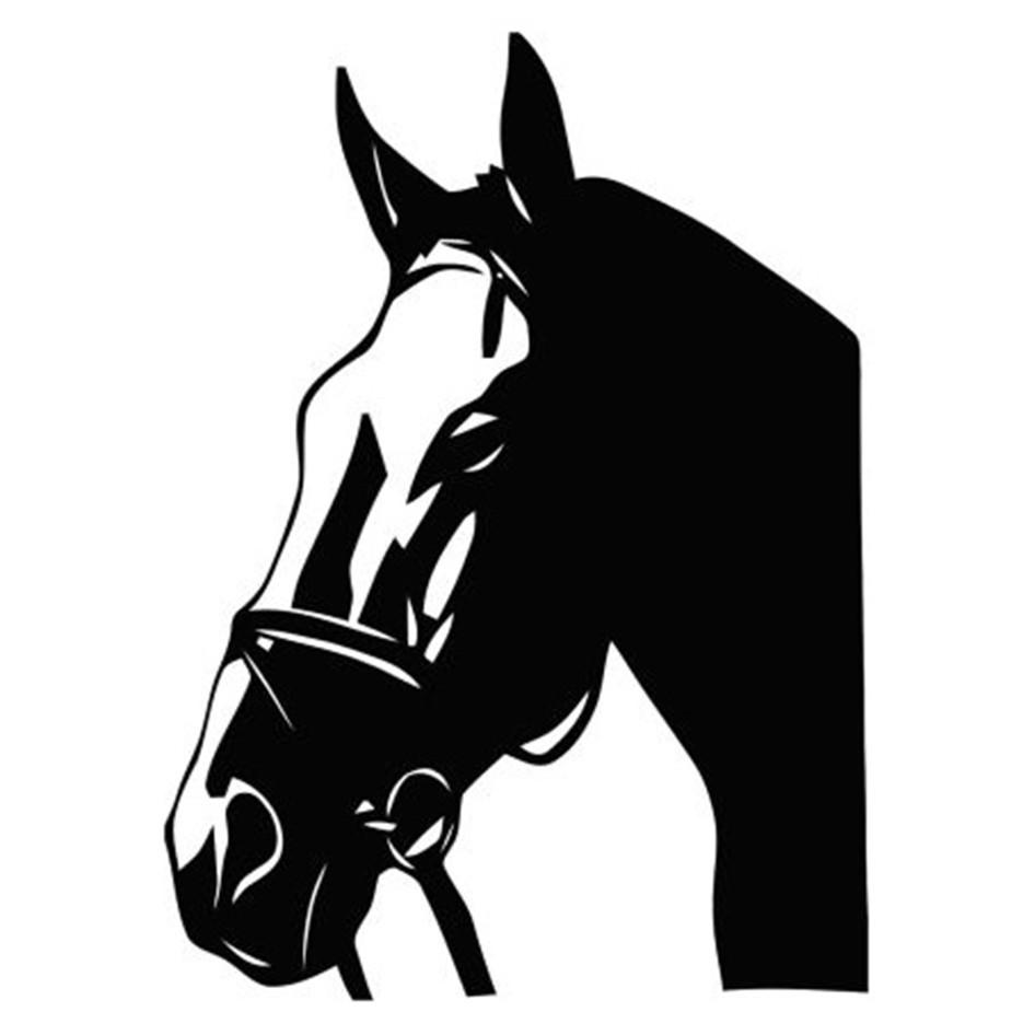 Adesivo Boi Gado Cavalo Carro No Elo7 Queen Ind Stria De Adesivos  -> Fts De Cavalo Rm Adesivo Pra Quarto