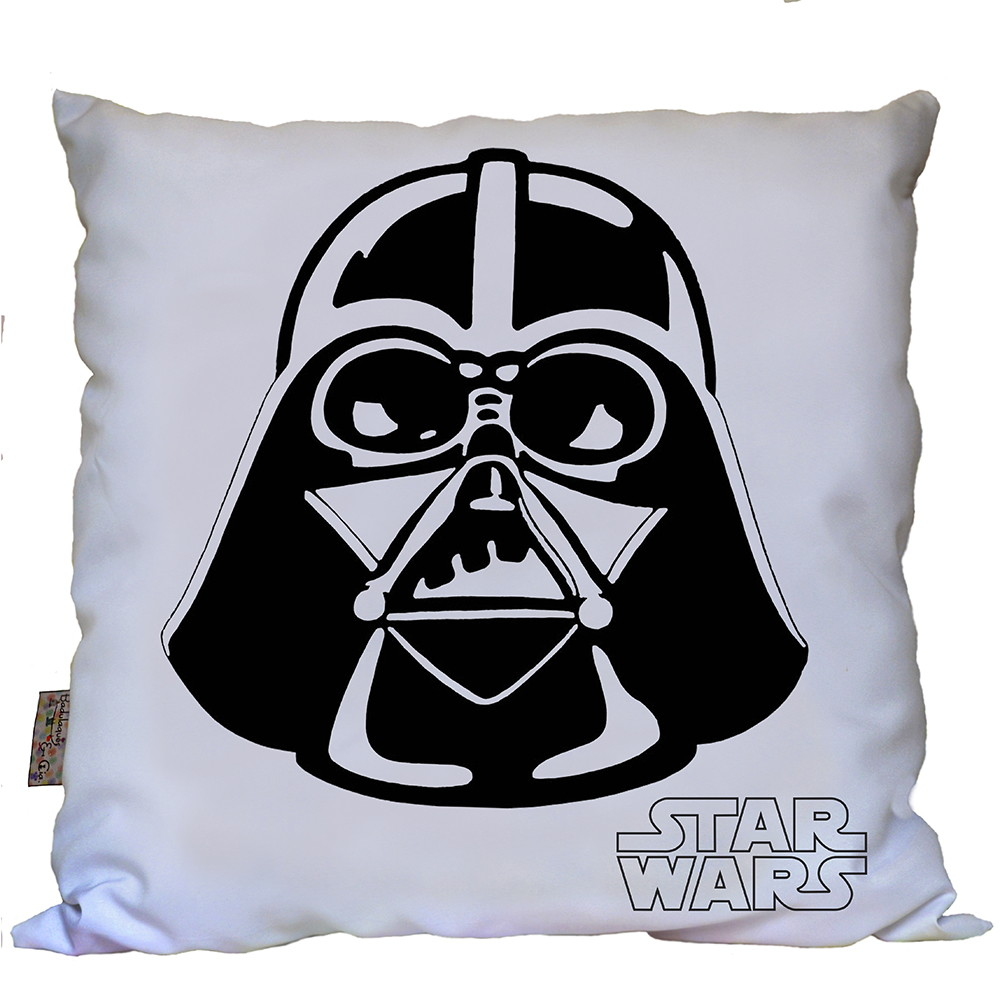775ff8adf6f787 Almofada Star Wars 4 Darth Vader