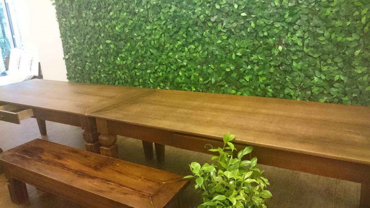 Loca o de mesas r sticas s o paulo no elo7 lilica for Mesas para bar rusticas