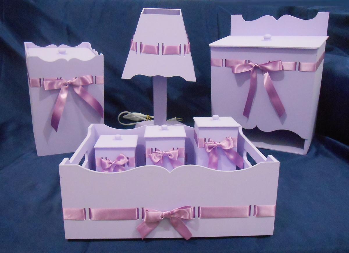 Kit higiene beb lil s em mdf no elo7 artesanatos marina for Kit da 3 bay
