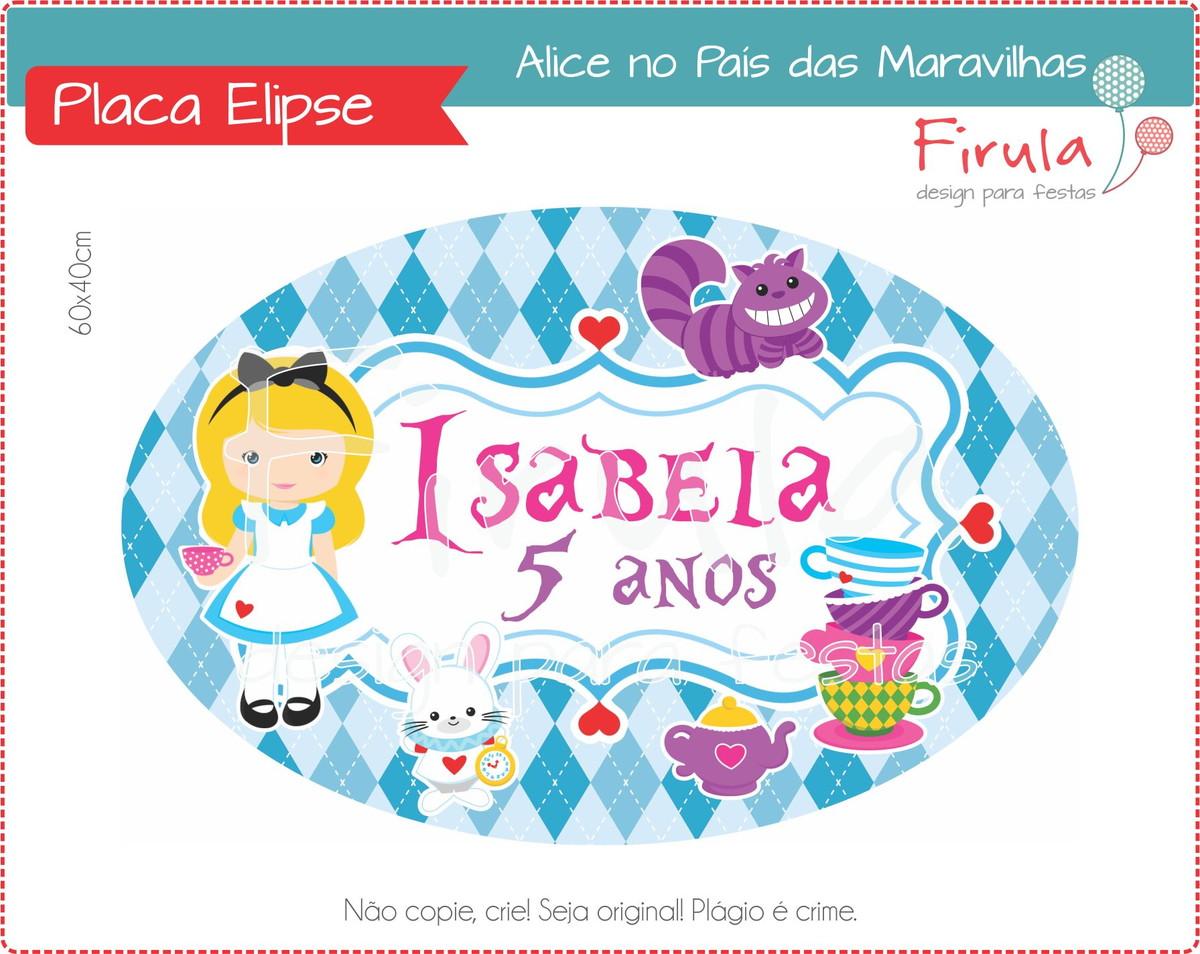 Zoom · Placa Elipse Digital Alice no País... ... 9c286dbeb2540