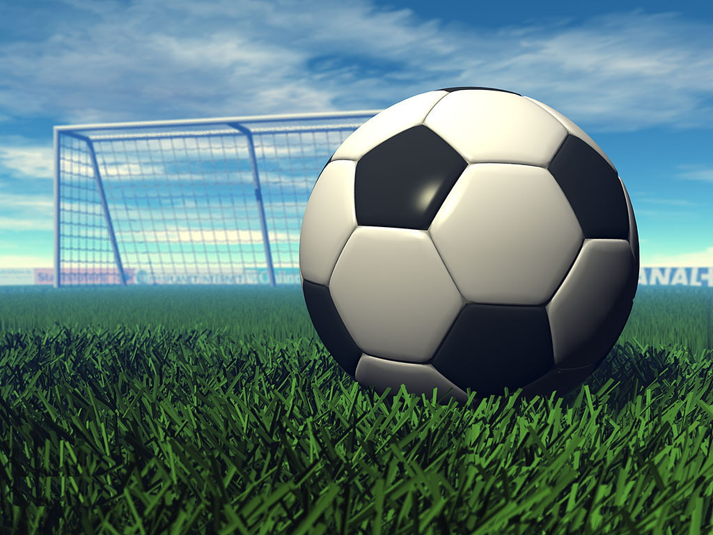 Painel adesivo campo Futebol e Bola no Elo7 | Adesivos e