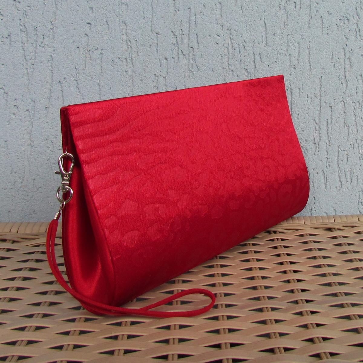 bdd7abbe8 Clutch Vermelha no Elo7 | Magias de Mulher (62D36A)