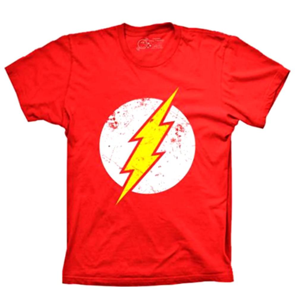 10a1718dee Camiseta Flash no Elo7 | Camiseta Bacana (632920)