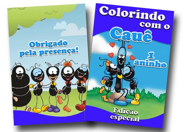 Revista Para Colorir Smilinguido 14x10 No Elo7 Tudo De Festa