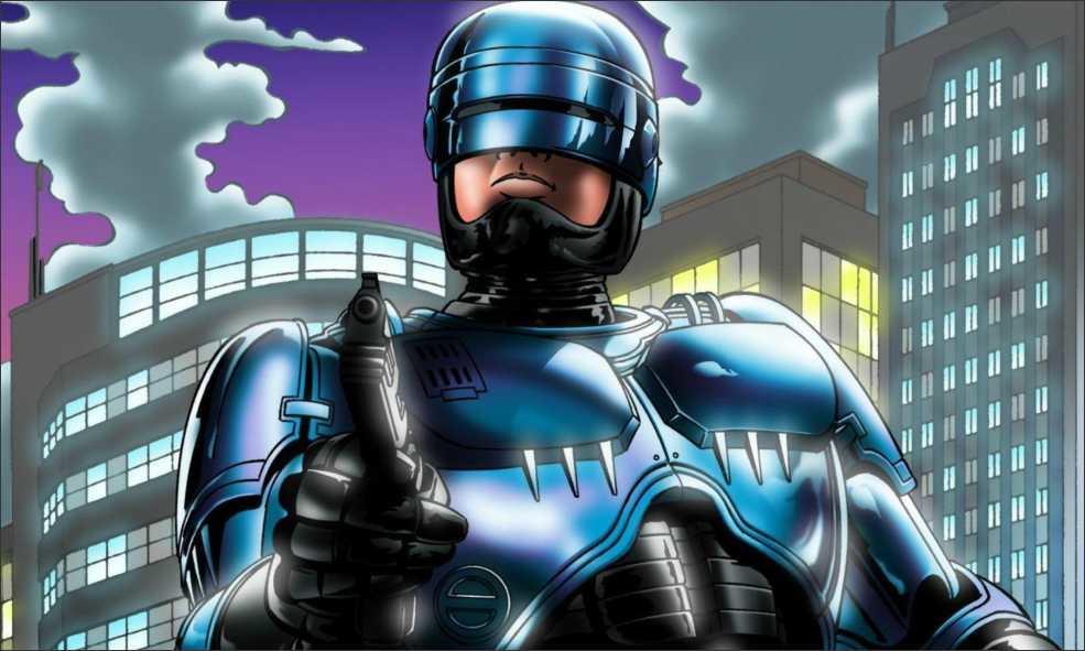 Painel Robocop G Frete Gratis No Elo7 Atelier Toque Final 63b183