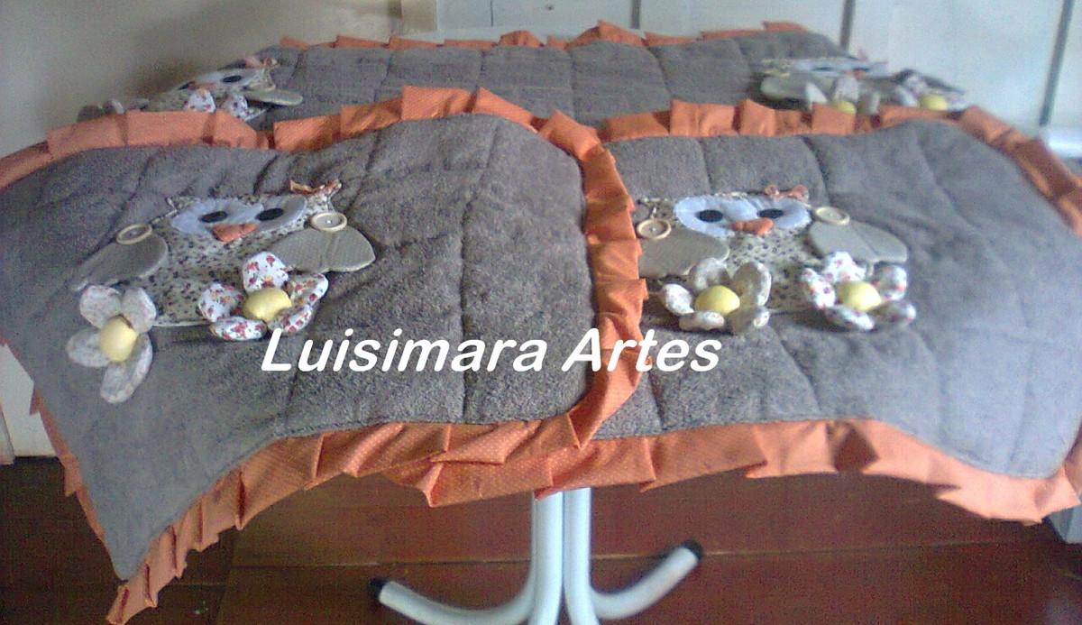 Jogo De Tapete De Cozinha Atoalhado No Elo7 Luisimara Artes 63c057  -> Tapete De Tecido Para Cozinha