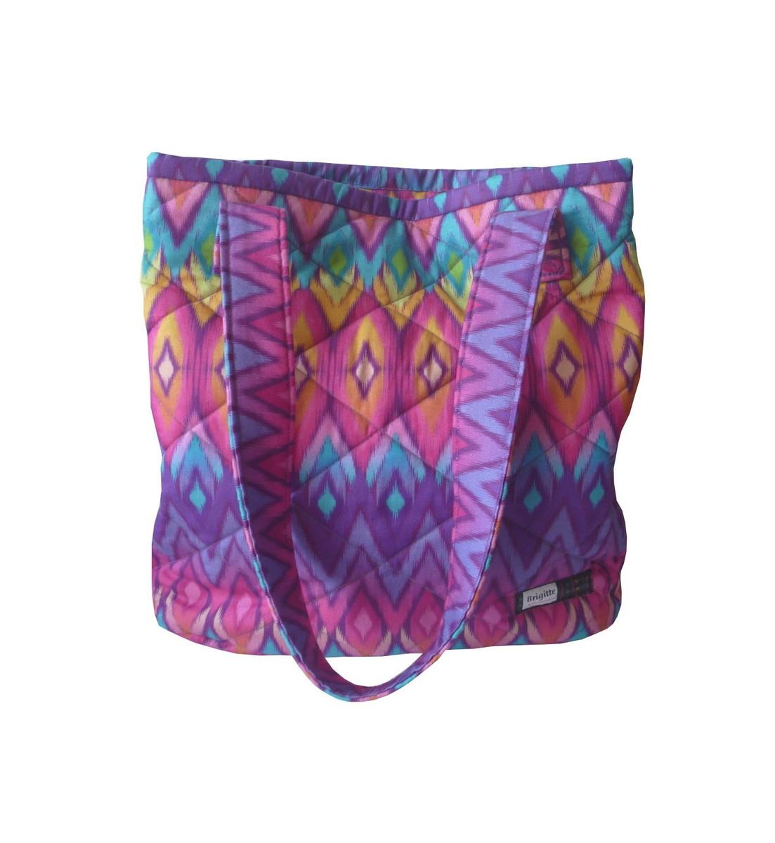 Bolsa De Tecido Hippie : Bolsa de ombro em patchwork hippie brigitte bags elo