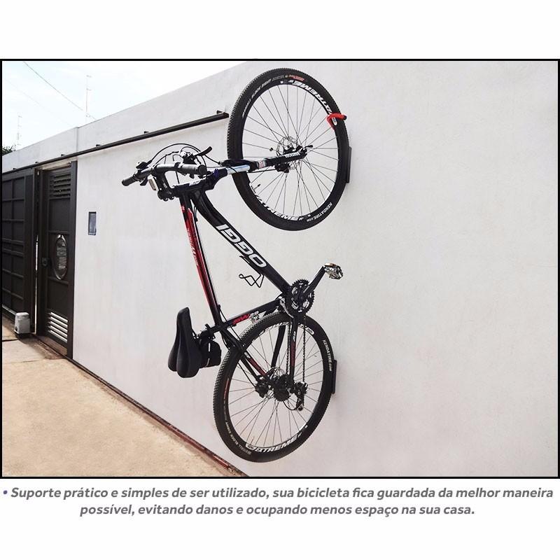 Gancho suporte de bicicleta para parede isabel cristina - Gancho bicicleta pared ...