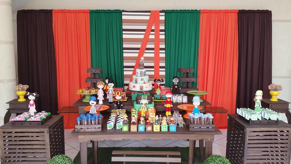 festa chaves decoracao festa chaves provencal festa chaves festa festa