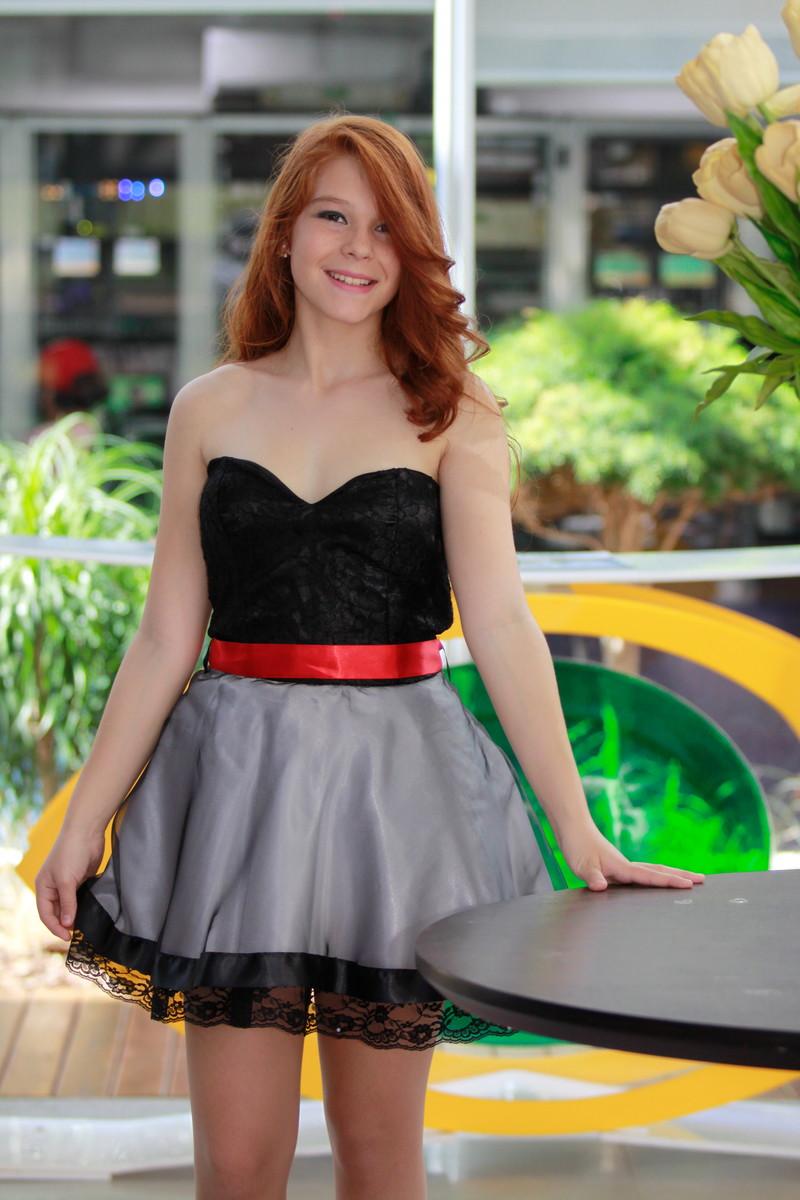530e07a5e Vestido de Festa - Teen no Elo7