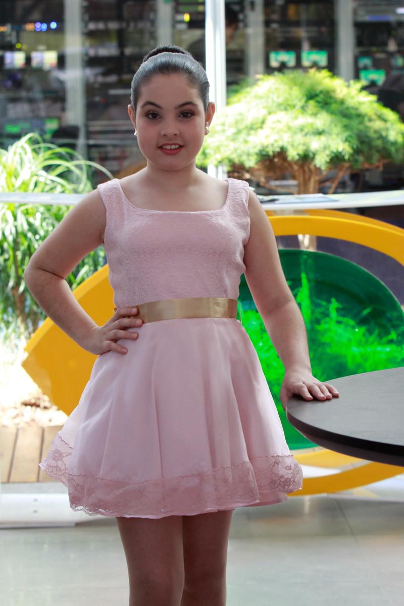 e5bbbd4d1 Vestido de Festa Social - Teen no Elo7