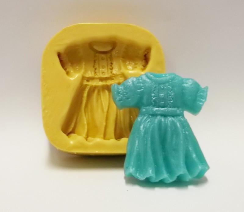 4b1f2f49c Vestido de Bebê - molde de silicone no Elo7 | Lashimiecia (63AB9B)