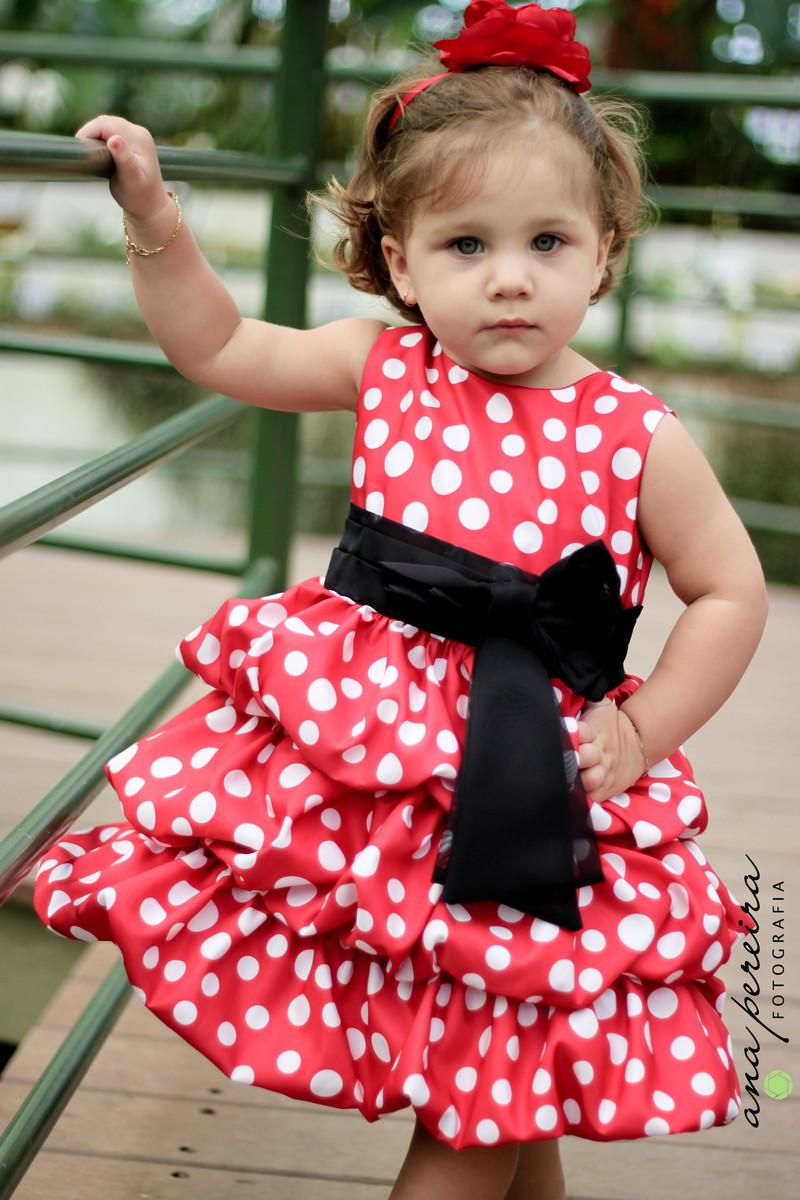Vestido Da Minnie No Elo7 Anagiovanna Vestidos Infantis