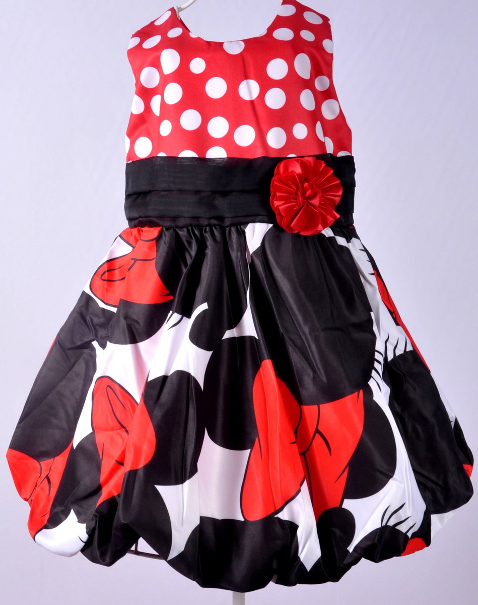 Fotos vestidos minnie mouse