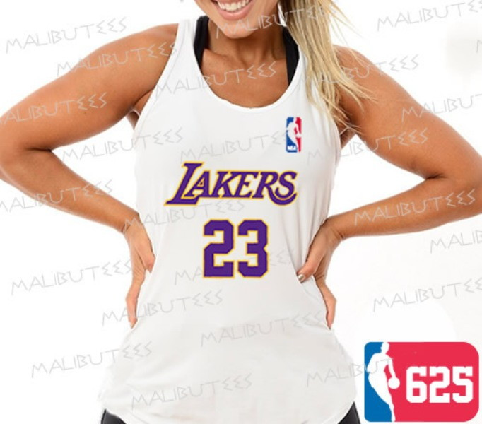 737e29408 Regata Feminina Academia Lakers no Elo7