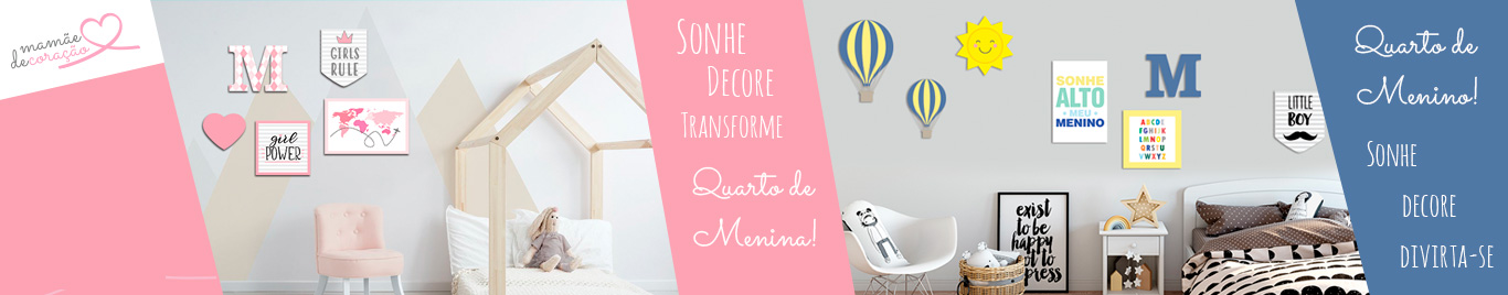 Mamãe.Decora by XDPRINT®