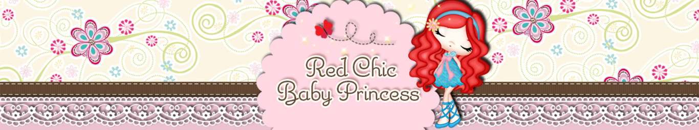 Red Chic Baby Princess
