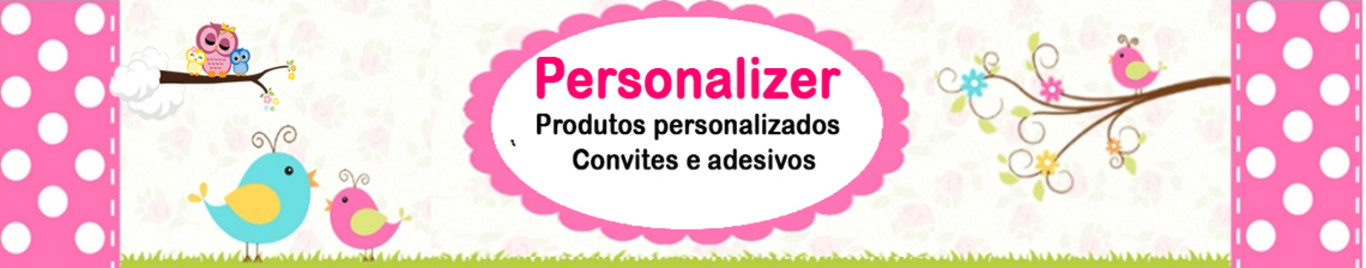 PERSONALIZE.