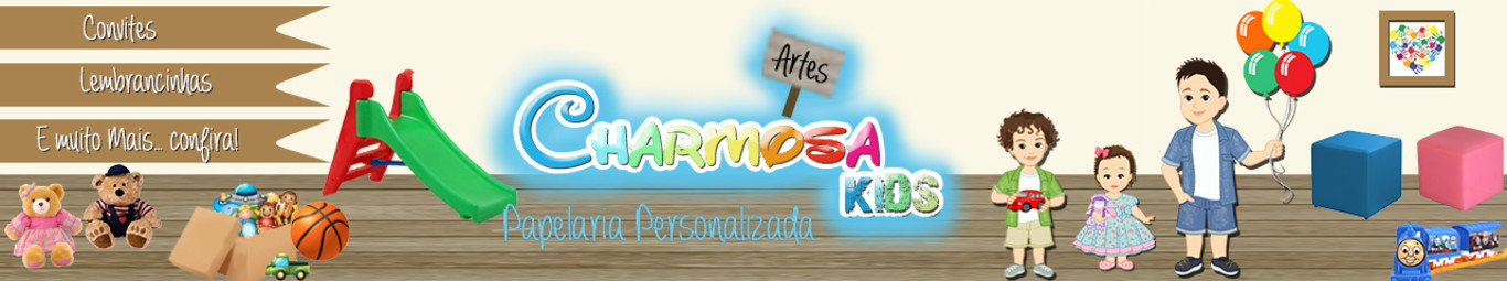 Charmosa Artes Kids