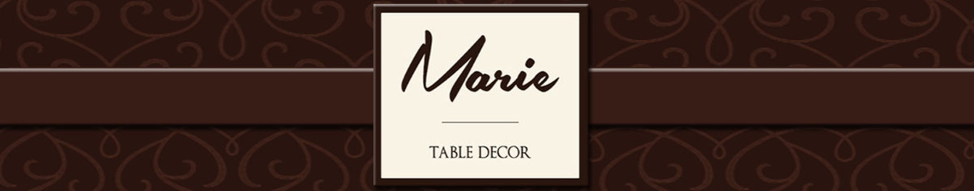 MARIE TABLE DECOR